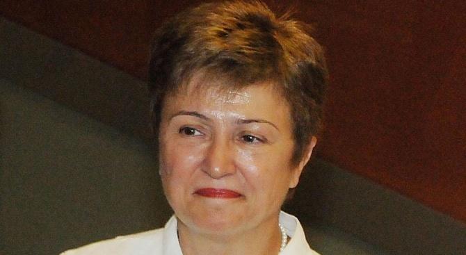 Русия заяви подкрепа за Кристалина Георгиева за шеф на МВФ