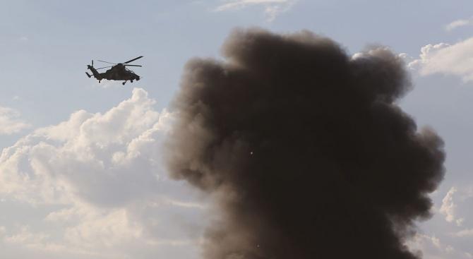Мощен взрив в Кабул