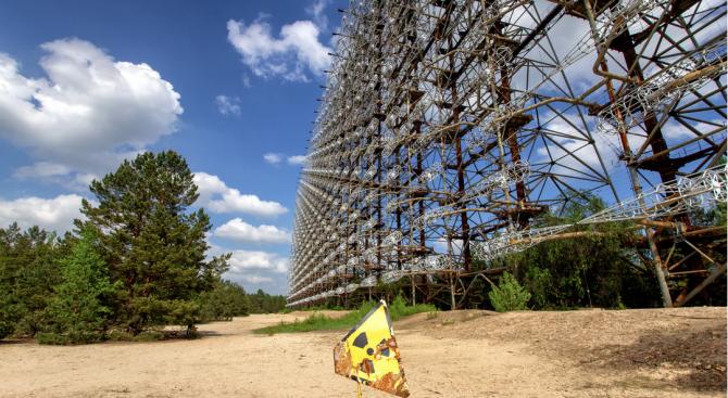 Учени произведоха водка от ръж, добита край Чернобил