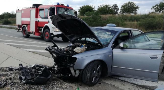 Обстановката по пътищата в област Разград през юли се е влошила