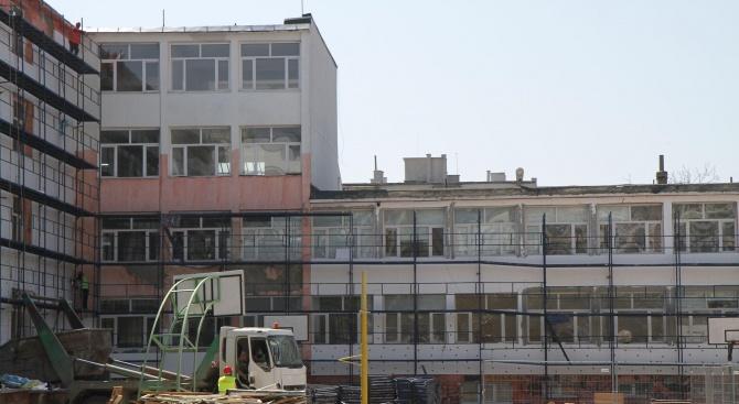 Община Кърджали тегли кредит за продължаване ремонта на училищата