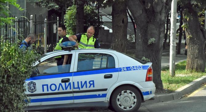 Мъж преби приятелката си в парк в Горна Оряховица