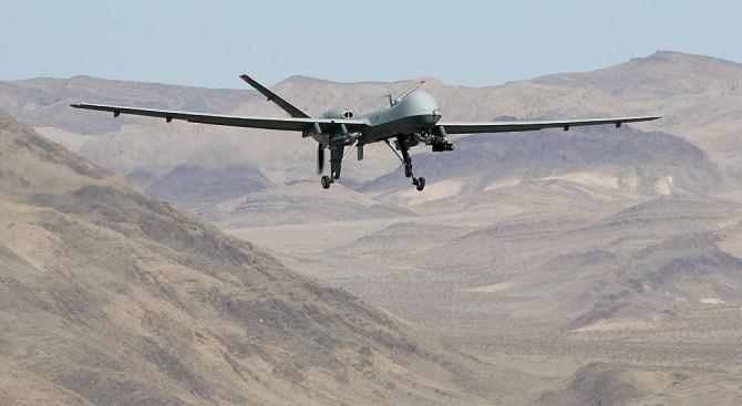 Американскишпионски дрон се разби в Ирак