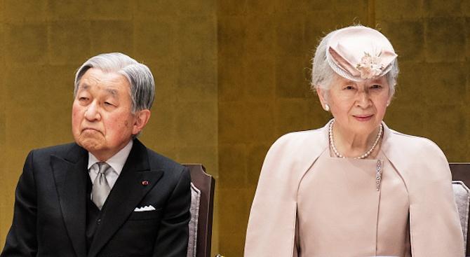 Бившата японска императрица Мичико има рак на гърдата и трябва да се оперира