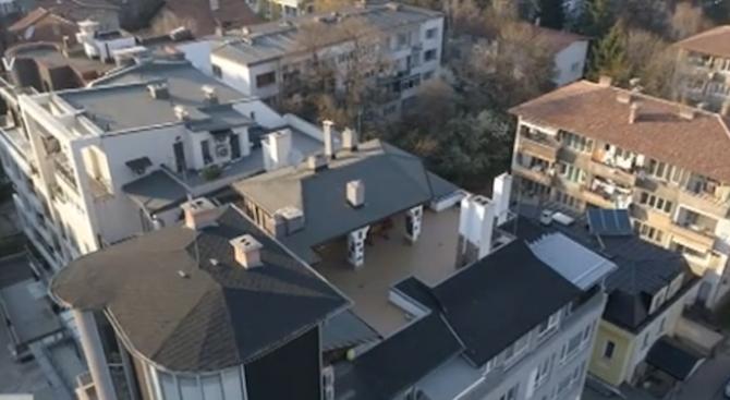 Окончателно: Пристройките на терасата на Пламен Георгиев са незаконни