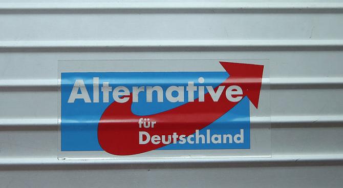 """Мнозинството от германците са противсътрудничество на политическите партии с """"Алтернатива за Германия"""""""