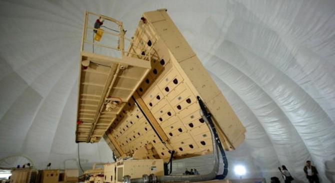 Иран показа нова противовъздушна отбранителна система