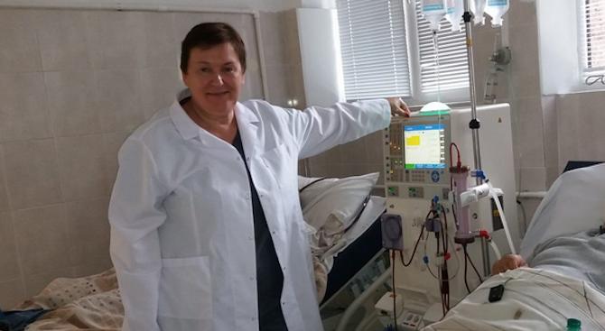 Нови апарати и оборудване получи Отделението по хемодиализа към Смолянската болница