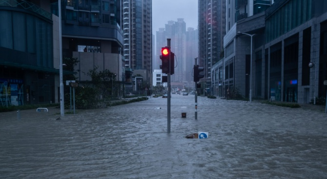 28 станаха жертвите на тайфуна Лекима, ударил Източен Китай