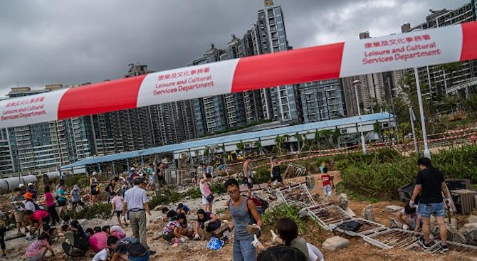 32 станаха жертвите на тайфуна Лекима