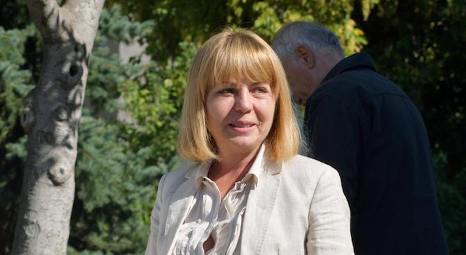 Йорданка Фандъкова провери изпълнението на текущи ремонти в различни квартали на София