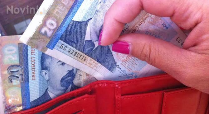 През второто тримесечие на 2019 г. средната заплата e 1 260 лв