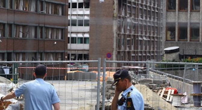 Нападателят от джамията в Осло ще остане в ареста четири седмици