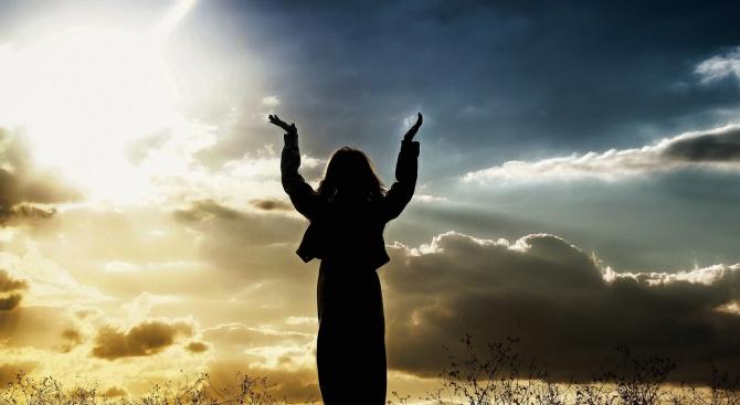 Вратата между небето и земята се отваря, човек може да разбере неизвестното