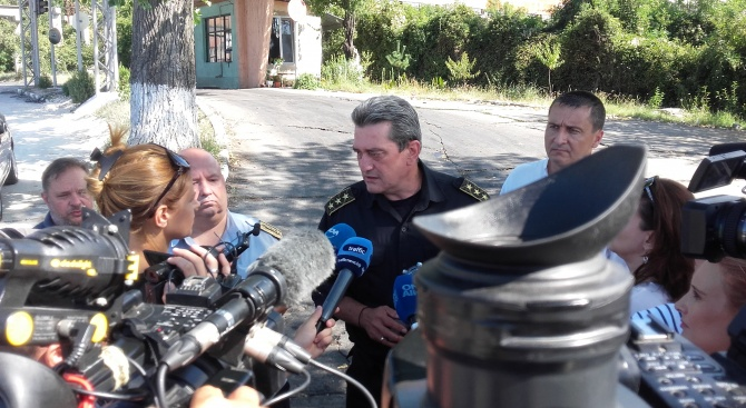 Гл. комисар Николай Николов: Рискът от пожари в страната е висок