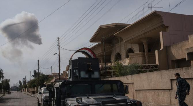 Израел е ударил проирански бойци в Ирак?
