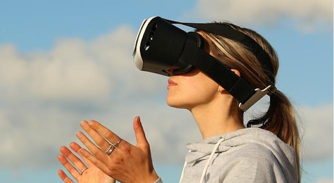 Лекари предлагат на бременни шлемове за виртуална реалност по време на раждане