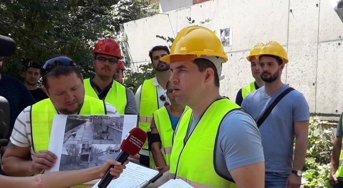 """Николай Николов от БСП: С право хората от """"Лагера"""" не искат да живеят в гето"""