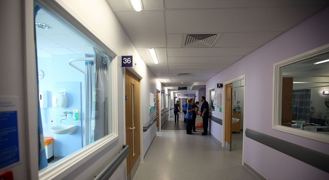 Столичната община е финансирала общинските болници с близо 55 млн.лв.