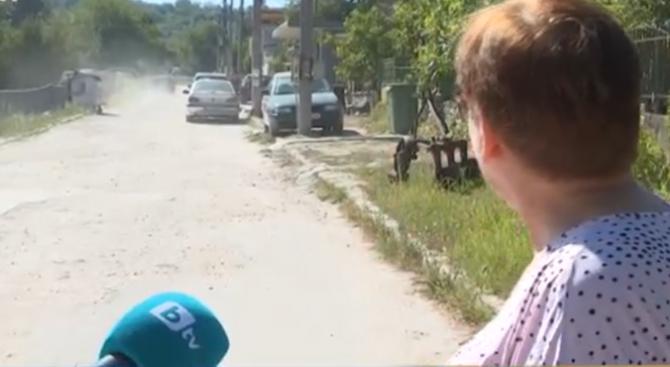 Бунт във варненско село заради неремонтирани с години улици