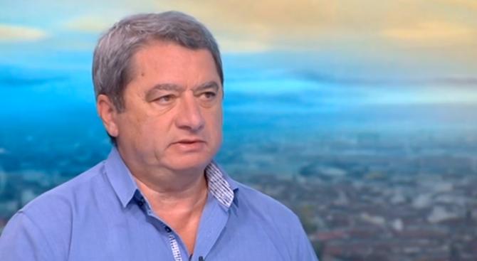 Емануил Йорданов: Концепцията на Иван Гешев е противоречива, пълна е с общи изрази и липса на конкретика