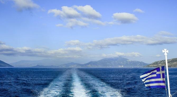 """Външно: Фериботът """"Андрос Джет"""" тръгва към остров Самотраки"""