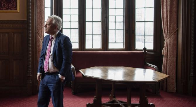 Председателят на Камарата на общините: Няма да позволя спирането на работата на парламента във връзка с Брекзит