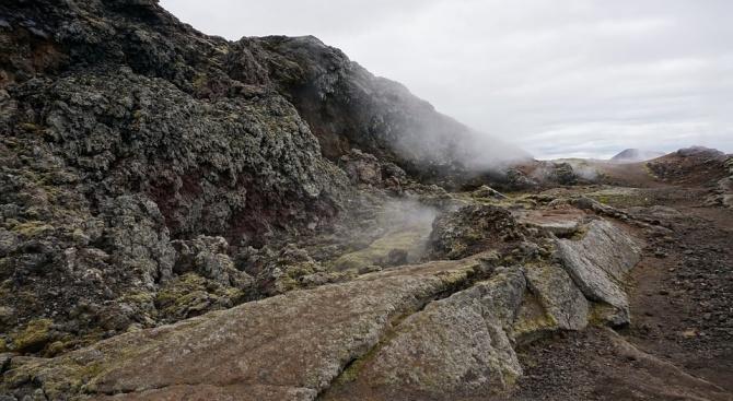 НАСА се подготвя в Исландия за мисия до Марс