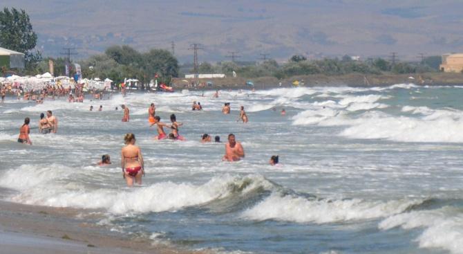 """Морето се """"обръща"""" още веднъж през август за Голяма Богородица"""