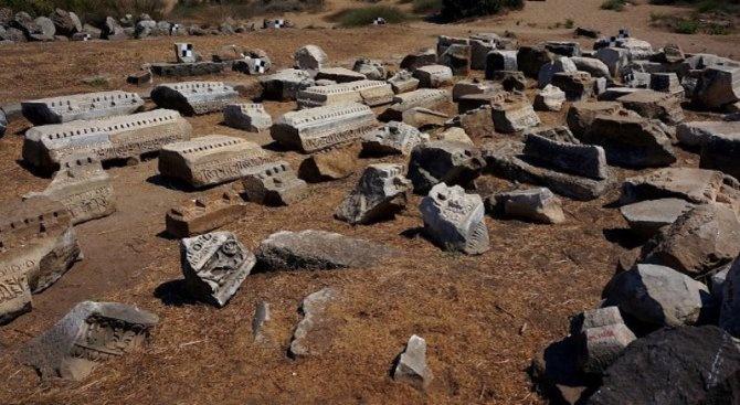 Експерт: Екстремните температурни амплитуди застрашават форума на древния град Хераклея Синтика