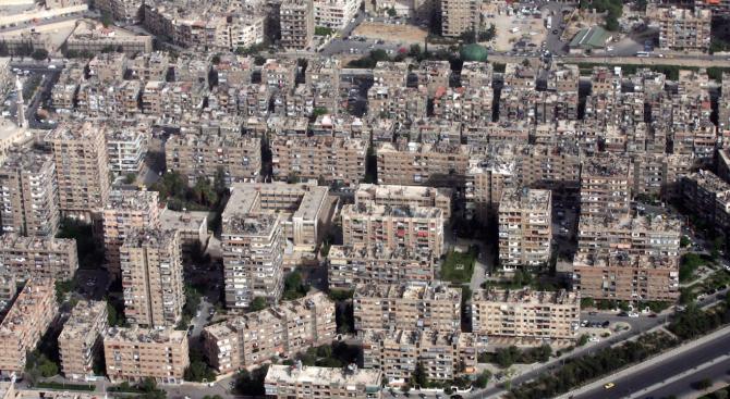 Джихадисти свалиха самолет на Дамаск