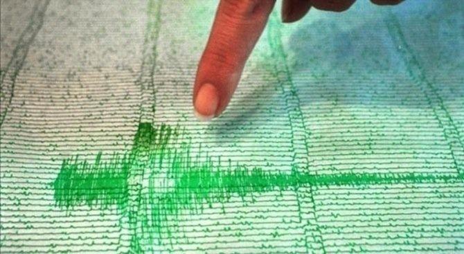 Земетресение от 3,7 по рихтер разлюля Вранча