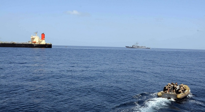 Гибралтар прекрати делото срещу екипажа на иранския танкер