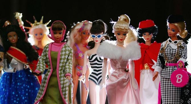"""Кукли Барби, вдъхновени от """"Междузвездни войни"""""""