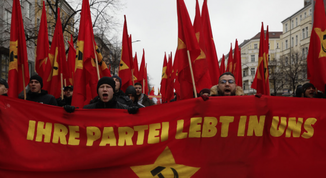 Бившите комунисти влязоха в управлението на провинция Бремен