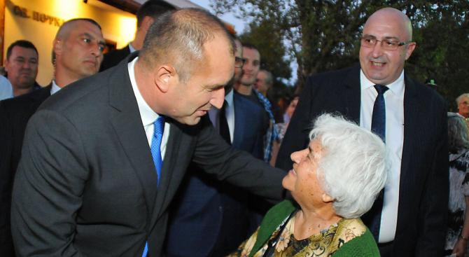 Президентът ще участва в тържественото отбелязване на 116-ата годишнина от Илинденско-Преображенското въстание на Петрова нива