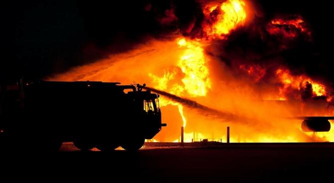 Има задържан за пожарите в Аркадия в Гърция