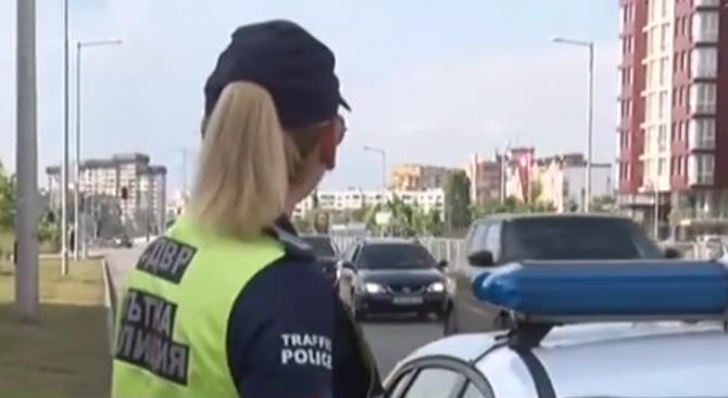 ''Пътна полиция'' продължава със засилените проверки по пътищата в страната