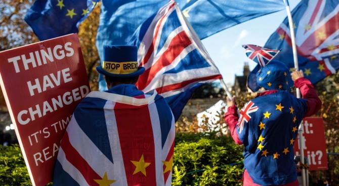 Недостиг на храна и лекарства грози Великобритания при Брекзит без сделка