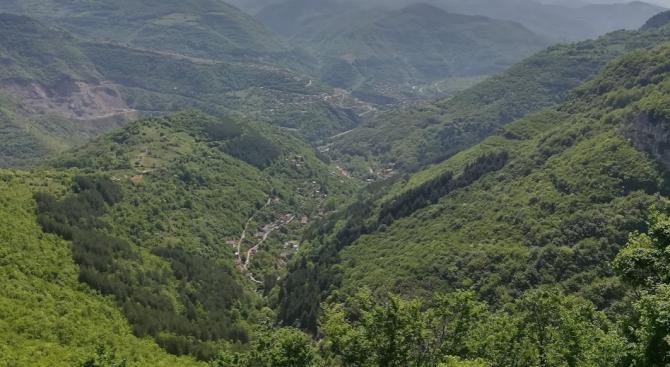 20-годишно момиче се изгуби на Вазовата екопътека