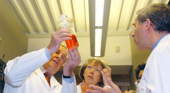 Учени разработиха нов метод за борба с рака