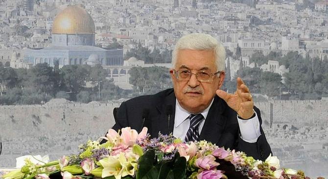 Палестинският президент уволни всичките си съветници и иска връщане на бонуси