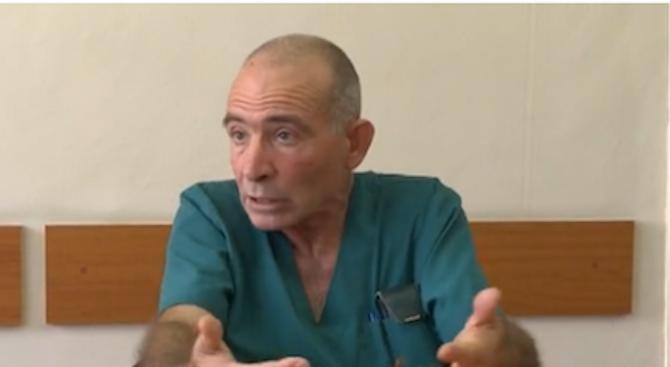 Лекарят, транспортирал убитото 7-годишно момиче: Започнах да преглеждам детето, но баба му ми попречи