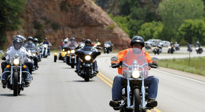 Гърция е на първо място в Европа по смъртни случаи при произшествия с мотоциклети