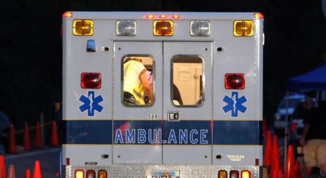 Жена спаси живота на мъж, макар да беше на 1300 км от него