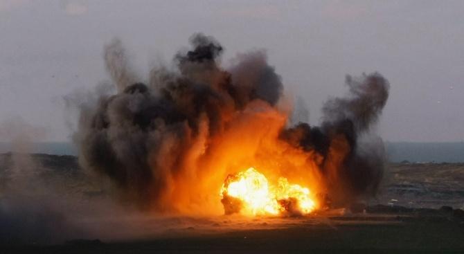 Експлозия разтърси оръжеен склад на иранска шиитска милиция в Ирак