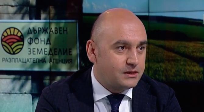 """Васил Грудев: Фонд """"Земеделие"""" има отговорност пред цялото общество"""