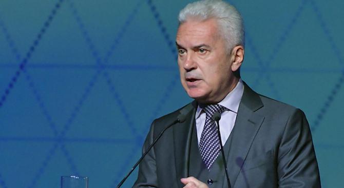 Волен Сидеров показа истинския му коалиционен партньор