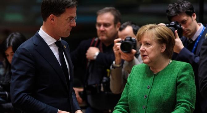 Германия и Холандия обмениха идеи във връзка с борбата с климатичните промени