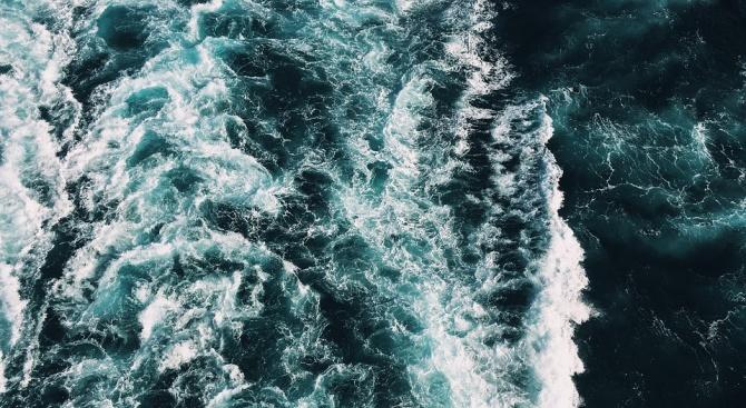 Опасност от мъртви течения по морето